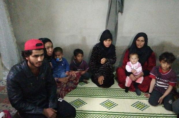Önce savaş sonra deprem vurdu 12 kişilik aile yaşam mücadelesi veriyor