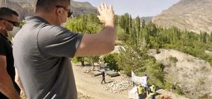 Tortum Şelalesi'nin çehresi değişiyor