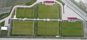Süper Lig takımlarının gözde kamp merkezinde 3 bin 500 kişi Cuma namazı kılacak