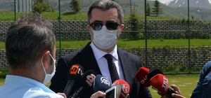 Erzurum'da Cuma namazı için 781 nokta belirlendi