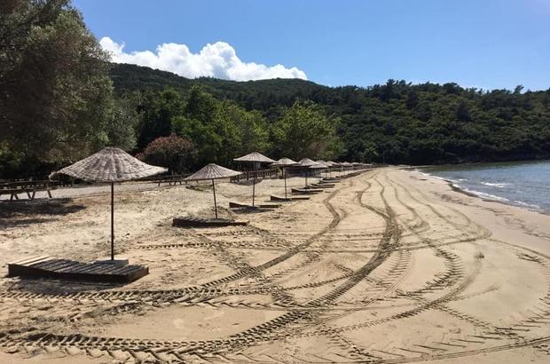 Kuşadası Dilek Yarımadası Milli Parkı 1 Haziran'da kapılarını açıyor