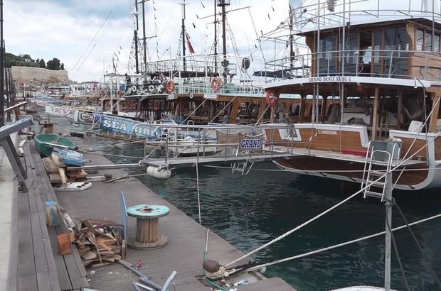 Su Üstünde yaşayanların denize açılmadan önce yapması gerekenler 70 gün sonra demir alacak tekneler için uzmanlar uyarıda bulundu
