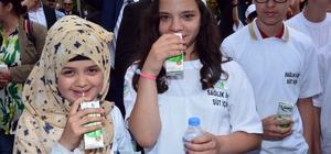 """Türkiye Süt Üreticileri Merkez Birliği Yönetim Kurulu Üyesi Şimşek: """"Sütümüzü en doğal şekilde tüketiciye ulaştırıyoruz"""""""