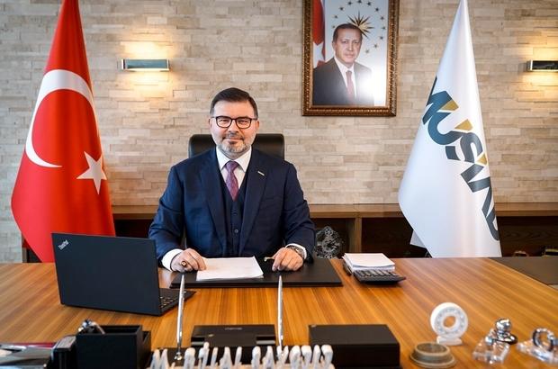 """Bilal Saygılı: """"Türkiye yılın ilk çeyreğinde kritik eşiği başarıyla atlattı"""" MÜSİAD İzmir Başkanı Bilal Saygılı, büyüme rakamlarını değerlendirdi"""