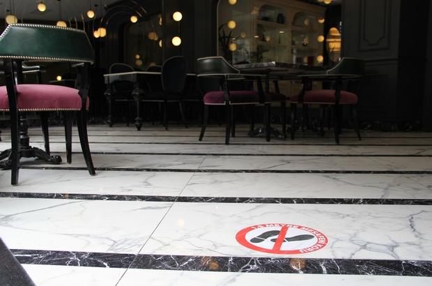 İzmir'de restoran ve kafeler yarına hazır
