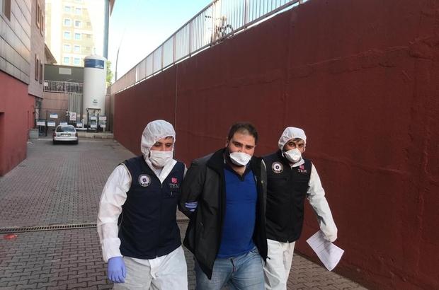 Kayseri'de DEAŞ operasyonu: 3 gözaltı Ekipler korona virüs tedbirleri kapsamında önlem aldı