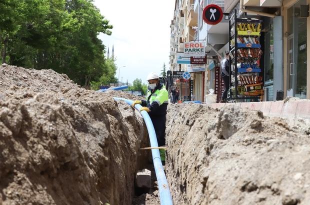 İstiklal caddesi sağlam altyapıya kavuşuyor