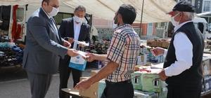 Başkan Orhan; büyük zafer yaklaşıyor Semt pazarları canlanıyor