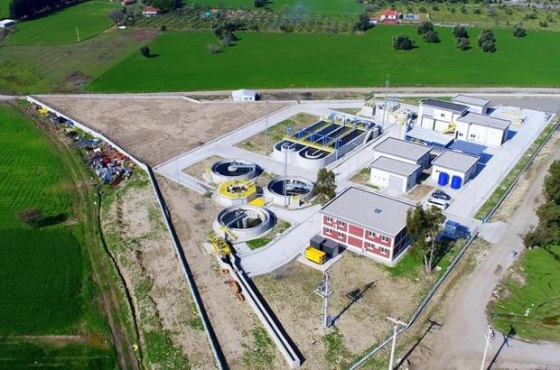 İzmir'in 23'üncü ileri biyolojik arıtma tesisi Foça Gerenköy'de açıldı İzmir Büyükşehir Belediyesinden bir çevre yatırımı daha
