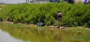 Emekli polis, balık tuttuğu derede boğuldu