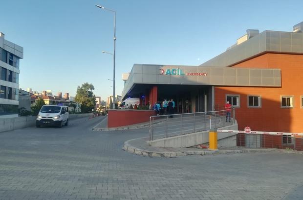 İzmir'de sokakta yürüdüğü esnada vurulan kişi ağır yaralandı