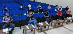 Isparta Halk Eğitim Merkezinde istihdama yönelik kurslar yeniden başladı İlk kurs hijyen eğitimi sertifikası için açıldı