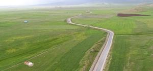 Ağrı'da 176 bin 210 dekar tarım arazisi sulanmaya başladı