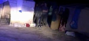 Sopalı kavgada 2 kişi yaralandı
