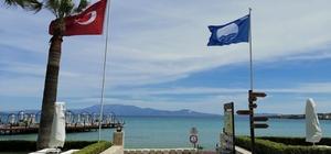 İzmir'de mavi bayraklı plajların sayısı arttı
