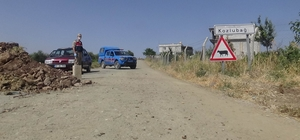 Kilis'te 2 köy karantinada