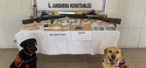 Bitlis'te uyuşturucu operasyonu: 14 gözaltı