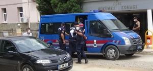 Annesi ile birlikte polis ve bekçileri yaralayan zanlı tutuklandı