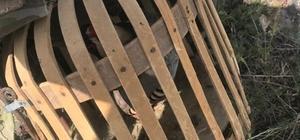 Kırıkkale'de kaçak keklik avı