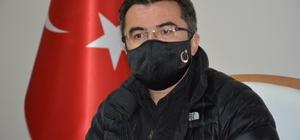 """Erzurum Valisi Memiş: """"Çat'ta 5 mahalle 2 mezrada evlerde çatlak ve yıkım oldu, 1 vatandaşımız hafif yaralı"""" """"Erzurum'dan 34 kişilik 8 AFAD ekibi Karlıova'ya yola çıktı"""""""
