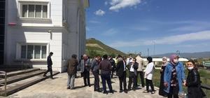 Erzurum'da deprem paniğe neden oldu