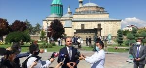 Konya'da Covid-19 vaka sayısında artış var, hastaneler yeterli