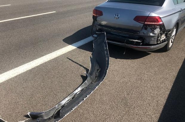 Çiğli Belediye Başkanı trafik kazası geçirdi