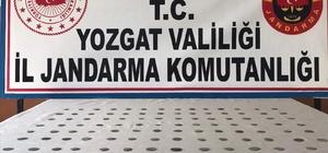 Yozgat'ta Selçuklu dönemine ait 97 adet sikke ele geçirildi