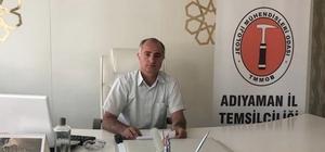Jeoloji Mühendisleri Odası Başkanı Özdemir'den uyarı