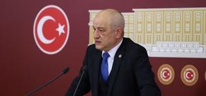 """Milletvekili Kasap: """"Kazalara davetiye çıkartan yollar bir an önce yapılmalı"""""""