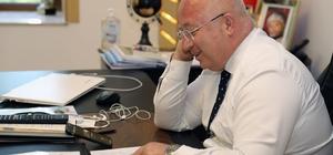Başkan Gümüş'ten öğrencilere sürpriz telefon