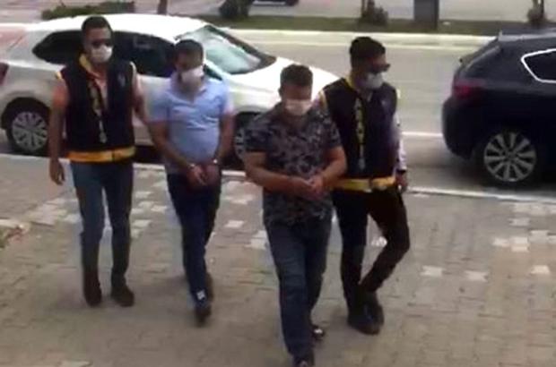 Çeşme'den 32 cep telefonu çaldılar, İstanbul'da yakalandılar