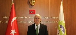 Başkan Yüksel, Jandarma teşkilatının 181. kuruluş yıl dönümünü kutladı