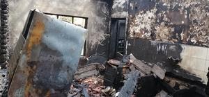 Bilecik'te ev yangını Mutfaktan yükselen alevler evi kullanılmaz hale getirdi