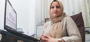 """Ziraat Mühendisi Ayşe Altay: """"Üreticimiz her türlü desteği hak ediyor"""""""