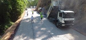 Muğla Büyükşehir asfalt çalışmalarına başladı