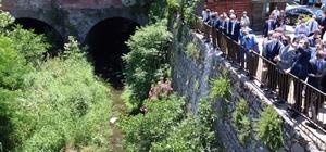 Bakan Pakdemirli, Bergama için ihale tarihini verdi Bergama Antik Selinos Kanalı Restorasyon ve Islahı Projesi için 9 Temmuz'da ihaleye çıkılacak