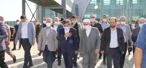 Mülkiye başmüfettişliğine atanan Vali Güzeloğlu Diyarbakır'dan ayrıldı