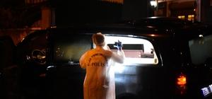 İzmir'de İHF Başkanı'nın otomobiline silahlı saldırı
