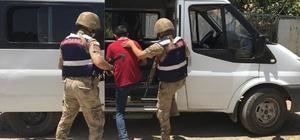 Siirt'te 9 yıl kesinleşmiş hapis cezası bulunan şahıs yakalandı