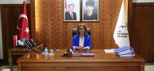 Nevşehir'in ilk kadın Valisi İnci Sezer Becel göreve başladı