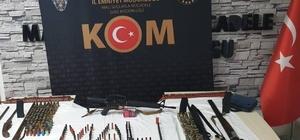 İzmir'de tefecilere operasyon: 4 gözaltı