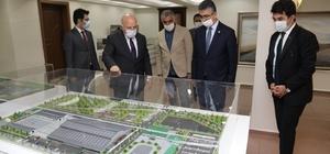 MHP Genel Başkan Yardımcısı Prof. Dr. Aydın'dan hizmet teşekkürü