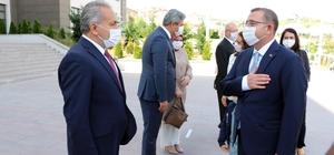 Yozgat Valisi Polat, göreve başladı