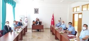 YKS Koordinasyon Kurulu toplantısı