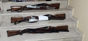 Sakarya'da sosyal medyaya 'ellerinde silahla video' yükleyen 20 kişi gözaltına alındı