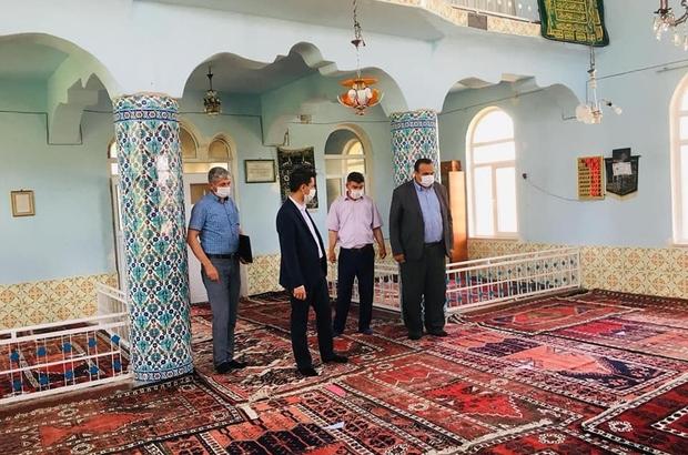 """""""Aslanapa köylerinde yatırımlar devam ediyor"""""""