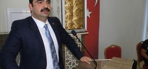 Konya'nın korona virüs vakası görülmeyen ilçesinde vefa ve sosyal destek grubu yemekte buluştu