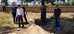Konya'da cesedi bulunan çocuk defnedildi
