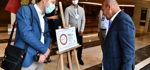 """İzmir'deki otele """"Turuncu Çember"""" sertifikası"""